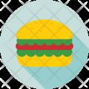 Burger Hamburger Junk Icon