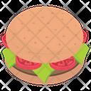 Burger Fast Food Snack Food Icon