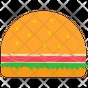 Burger Junk Food Fast Food Icon