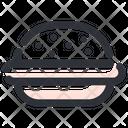 Burger Food Cheeseburger Icon