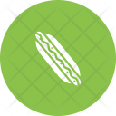 Burger Sandwich Bread Icon