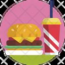 Food Fast Food Burger Icon