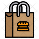 Shopping Bag Bag Food Icon