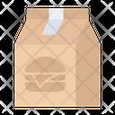 Burger Bag Icon