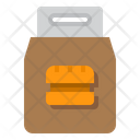 Shopping Bag Shopping Bag Food Delivery Icon