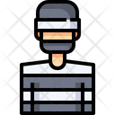 Burglar Thief Robber Icon