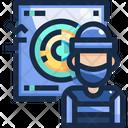 Burglar Alarm Icon