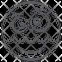 Emoticon Burglar Emoji Bandit Emoji Icon