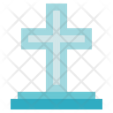 Funeral Burial Death Icon