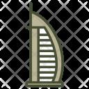 Burj Dubai Emirates Icon