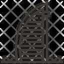 Burj-al-arab Icon