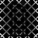 Landmark Related Icon Icon