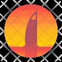 Burj al arab Icon