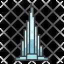 Burj Khalifa World Icon