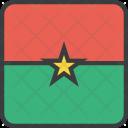 Burkina Icon