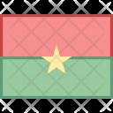 Burkina faso Icon