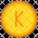Burmese Kyat Icon
