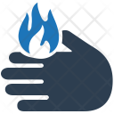 Burn Damage Fire Icon