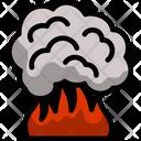 Burn Smoke Ignite Icon