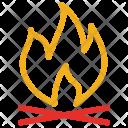 Burn Fire Hot Icon