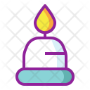 Burn Chemistry Fire Icon