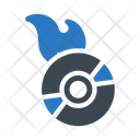 Cd Dvd Disc Icon