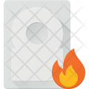 Burn Hdd Icon