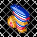 Burn Tornado Icon
