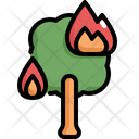 Tree Natural Disaster Disaster Icon