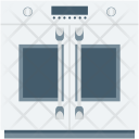 Burner Oven Cooking Icon