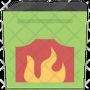 Oil Burner Burner Stove Icon