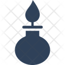 Burner Research Science Icon