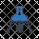 Beaker Lab Burner Icon