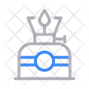 Burner Flame Fire Icon
