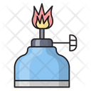 Burner Lab Fire Icon