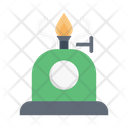 Burner Flame Cooking Icon