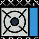 Burner Stove Gas Icon