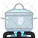 Burner Flames Kitchen Icon