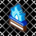 Gas Kitchen Burner Icon