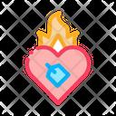 Burning Ambassador Icon