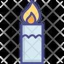 Burning Candle Candle Light Candle Icon