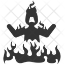 Burn Afterlife Hell Icon