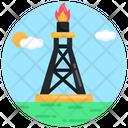 Burning Tower Icon