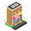Burrito Shop Icon