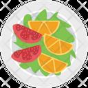 Burritos Food Fruits Icon