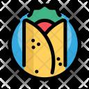 Fast Food Restaurant Icon