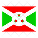 Burundi Flag Flags Icon