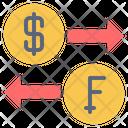 Usa Burundi Currency Icon