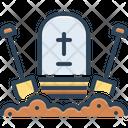 Bury Entomb Cemetery Icon