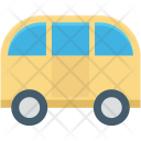 Bus Toy Kid Icon
